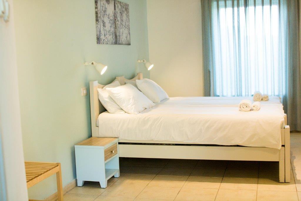חדרים מרווחים ומעוצבים